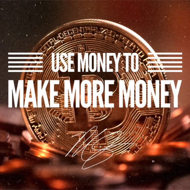 Use Money To Make More Money Poster
